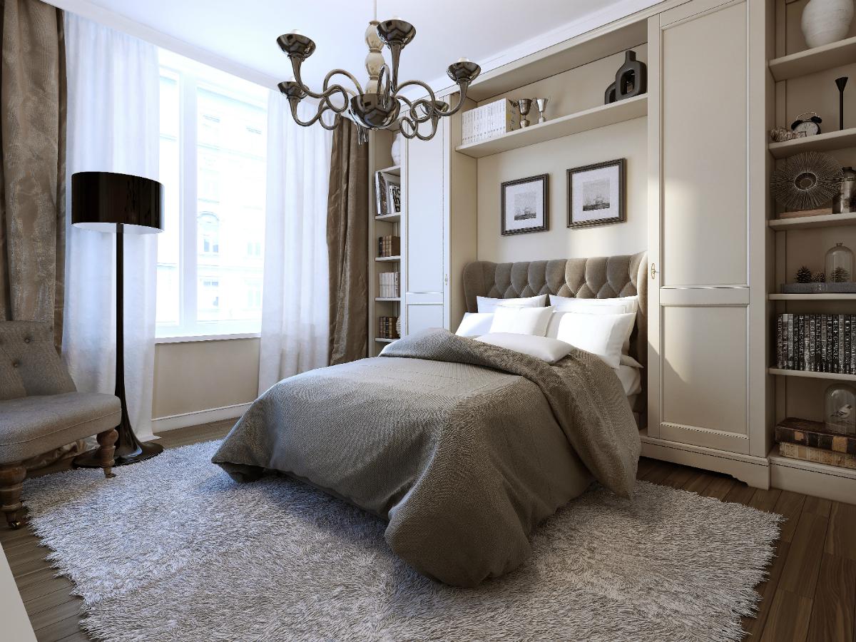 BedroomInModernStyle